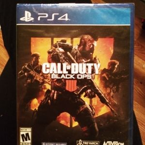 Other - New Call of Duty/ Black ops